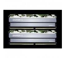 G.Skill Sniper X, DDR4, 16 GB,2400MHz, CL17 (F4-2400C17D-16GSXF) | F4-2400C17D-16GSXF  | 4719692019493