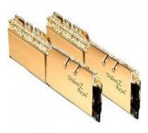 G.Skill Trident Z Royal, DDR4, 16 GB,3200MHz, CL14 (F4-3200C14D-16GTRG)   F4-3200C14D-16GTRG    4713294221971