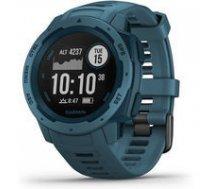Garmin Instinct GPS, lakeside blue | 010-02064-04  | 753759228637