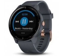 GARMIN VivoActive 3 Music 010-01985-32 Blue | 0753759215804  | 0753759215804