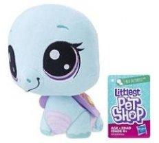 Hasbro Littlest Pet Shop Pluszowe zwierzaki BEV GILTURTLE (E0139/E0353) | GXP-622919  | 5010993454761