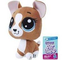 Hasbro Littlest Pet Shop Pluszowe zwierzaki Roxie McTerrier | GXP-622918  | 5010993454754