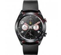 Huawei Honor Watch Magic lava black and red silicone ap (TLS-B19) | T-MLX34315  | 6901443265879