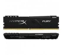 HyperX Fury, DDR4, 8 GB,2666MHz, CL16 (HX426C16FB3K2/8) | HX426C16FB3K2/8  | 0740617296587
