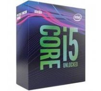 INTEL Intel CPU Desktop Core i5-9600K (3.7GHz, 9MB, LGA1151) box | BX80684I59600KSRELU  | 735858392495