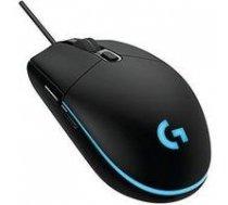 Logitech G102 Gaming Mouse Black 910-00493 | UMLOGRPG0000015  | 5099206067196