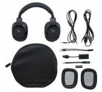 Logitech G433 Triple Black (981-000668) | 981-000668  | 5099206070509