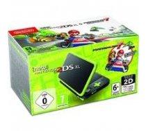 NINTENDO New Nintendo 2DS XL Black/Lime/Green incl. Mario Kart 7 | 0045496504755  | 0045496504755