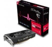 Sapphire RX 580 PULSE OC, 8GB GDDR5 (256 ), DVI-D, 2x DP, 2x HDMI (11265-05-20G)   11265-05-20G    4895106281905