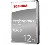 "Toshiba X300 12TB 3.5"" SATA III (HDWR21CEZSTA) | HDWR21CEZSTA  | 4260557510889"