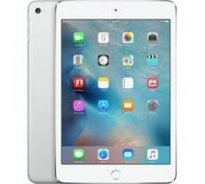 APPLE iPad Mini4 128GB W&C Silver MK772FD/A | MK772FD/A  | 888462376174
