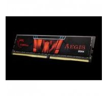 G.Skill Aegis, DDR4, 8 GB,3000MHz, CL16 (F4-3000C16S-8GISB)   F4-3000C16S-8GISB    848354023432