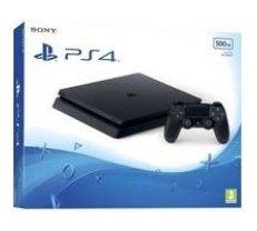 Sony Playstation 4 Slim 500GB (PS4) Black | T-MLX03474  | 0711719825555