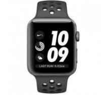 APPLE Watch Nike+ Series 3 GPS 38mm Grey Aluminium Nike Band | 0190198806482  | 0190198806482