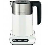 Bosch TWK8611P electric kettle 1.5 L Anthracite,Stainless steel,White 2400 W | TWK 8611P  | 4242002824628