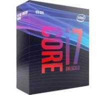 Intel Core i7-9700K, 3.6GHz, 12 MB, BOX (BX80684I79700K) | BX80684I79700K  | 5032037141659