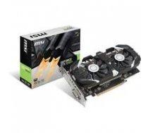 MSI GeForce GTX 1050Ti 4GT OC 4GB GDDR5 (GTX 1050 Ti 4GT OC) | GTX 1050 Ti 4GT OC 4GB  | 1099132