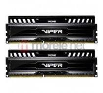 PATRIOT 16GB 1866MHZ DDR3 CL10 VIPER3 BLACK KIT OF 2 PV316G186C0K   PV316G186C0K    815530014263