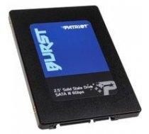 "PATRIOT Burst Series SSD 480GB SATA III 2.5"" PBU480GS25SSDR   PBU480GS25SSDR    814914024669"