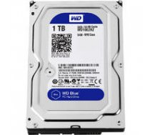 "WESTERN DIGITAL HDD 1TB 3.5"" SATA III 5400RPM 64MB WD10EZRZ Blue | WD10EZRZ  | 718037840147"