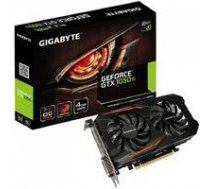 VGA PCIE16 GTX1050TI 4GB GDDR5/GV-N105TOC-4GD V1.1 GIGABYTE | GV-N105TOC-4GDV1.1  | 4719331339289