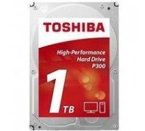 "TOSHIBA P300 1TB 3.5"" 7200RPM SATA III 64MB Bulk HDWD110UZSVA | HDWD110UZSVA  | 5902002032568"