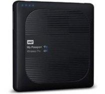 """WESTERN DIGITAL 2.5"""" 2Tb My Passport Wireless Pro Black WDBP2P0020BBK-EESN   WDBP2P0020BBK-EESN    718037839271"""