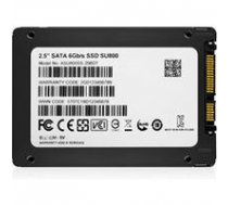 "ADATA  SU800SS 256GB, 2.5"" 7mm, SATA 6Gb/s, Read/Write: 560 / 520 MB/s, Random Read/Write IOPS 80K/85K 