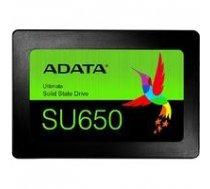 "ADATA  Ultimate SU650 ASU650SS-240GT-R 240 GB, SSD form factor 2.5"", SSD interface SATA, Write speed 450 MB/s, Read speed 520 MB/s | ASU650SS-240GT-R  | 4713218461162"