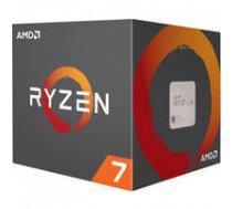 AMD  CPU Desktop Ryzen 7 8C/16T 2700X (4.35GHz,20MB,105W,AM4) box with Wraith Prism cooler | YD270XBGAFBOX  | 730143309202