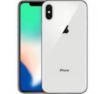Apple  iPhone X 64GB MQAD2ET/A  Silver |   | 190198457387