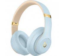 BEATS Beats Studio3 Wireless Headphones - The Beats Skyline Collection - Crystal Blue, Model A1914 |