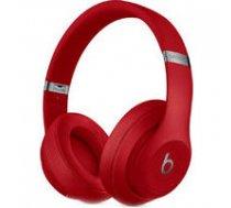 BEATS Beats Studio3 Wireless Over-Ear Headphones - Red |   | 190198461254