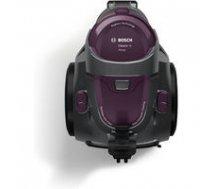 Bosch  MoveOn Mini Vacuum cleaner BGC05AAA1 Bagless, Purple, 700 W, 1.5 L, A, A, D, A, 78 dB,   238493    4242005076338