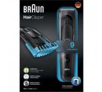 Braun  Hair clipper HC5010 Black | HC5010  | 4210201129806