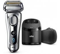 Braun  Men's Electric Foil Shaver  9290cc Warranty 24 month(s), Wet use, Rechargeable, Charging time 1 h, Lithium Ion, Battery, Silver | 9290cc  | 4210201165828