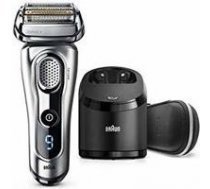 Braun  Men's Electric Foil Shaver 9291cc Wet use, Rechargeable, Charging time 1 h, Li-Ion, Battery, Silver | 9291CC  | 4210201217206