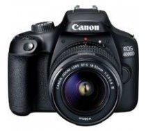 Canon EOS 4000D 18-55 III Black | 140013467  | 4549292116571