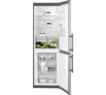Electrolux Akcija!  ledusskapis (sald.apakšā) 185 cm | EN3613MOX  | 7332543312887