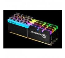 G.Skill  Trident Z RGB DDR4 32GB (4x8GB) 2666MHz CL18 1.2V XMP 2.0   F4-2666C18Q-32GTZR    4713294220240