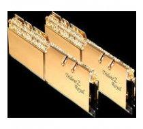 G.Skill  Trident Z Royal DDR4 16GB (2x8GB) 3000MHz CL16 1.35V XMP 2.0 Gold   F4-3000C16D-16GTRG    4713294221735