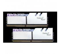 G.Skill  Trident Z Royal DDR4 32GB (2x16GB) 3000MHz CL16 1.35V XMP 2.0 Silver | F4-3000C16D-32GTRS  | 4713294221827