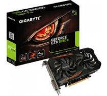 Gigabyte  GeForce GTX 1050 Ti OC 4G, 4GB GDDR5, 3D Active Fan   GV-N105TOC-4GD    4719331339289