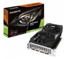 Gigabyte  GeForce GTX 1660 Ti 6GB OC, 6G GDDR6, 3xDP, HDMI, DVI | GV-N166TOC-6GD  | 4719331304454