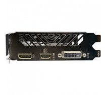 Gigabyte  NVIDIA, 4 GB, GeForce GTX 1050 Ti, GDDR5, PCI Express 3.0, Processor frequency 1341 MHz, DVI-D ports quantity 1, HDMI ports quantity 1, Memory clock speed 7008 MHz | GV-N105TOC-4GD 1.2  | 4719331339289