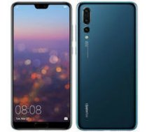 "Huawei  P20 Pro Blue, 6.1 "", AMOLED, 1080 x 2240 pixels, HiSilicon Kirin, 970, Internal RAM 6 GB, 128 GB, Dual SIM, Nano-SIM, 3G, 4G, Main camera Triple 40+20+8 MP, Secondary camera 24 MP, Android, 8.1, 4000 mAh 
