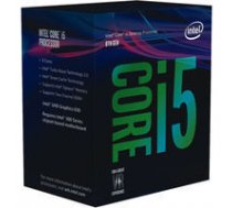 Intel  i5-8500, 3.0 GHz, LGA1151, Processor threads 6, Packing Retail, Cooler included, Component for PC | BX80684I58500  | 5032037121743