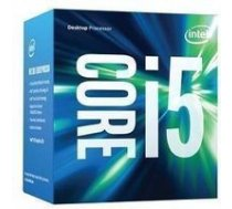 INTEL Intel CPU Desktop Core i5-7500 (3.4GHz, 6MB,LGA1151) box | BX80677I57500SR335  | 5032037092920