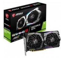 MSI Graphics Card  NVIDIA GeForce GTX 1660 6 GB 192 bit PCIE 3.0 16x GDDR5 Dual Slot Fansink 1xHDMI 3xDisplayPort GTX1660GAMINGX6G   GTX1660GAMINGX6G    824142179925