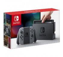 Nintendo  Switch grey       045496452315